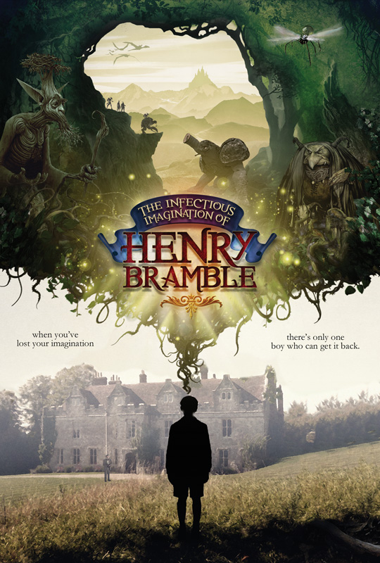 Henry Bramble feature film poster